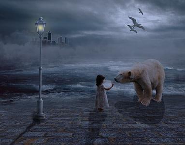 The Bear Girl