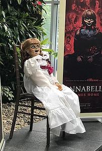 Did Annabelle Escape