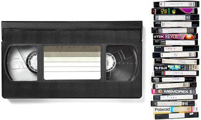 VHS resording