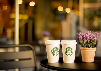 things about starbucks